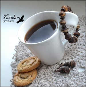 Комплект Кофе с корицей