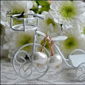Серьги Невеста