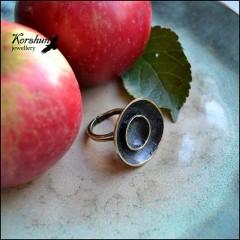Кольцо Полусфера